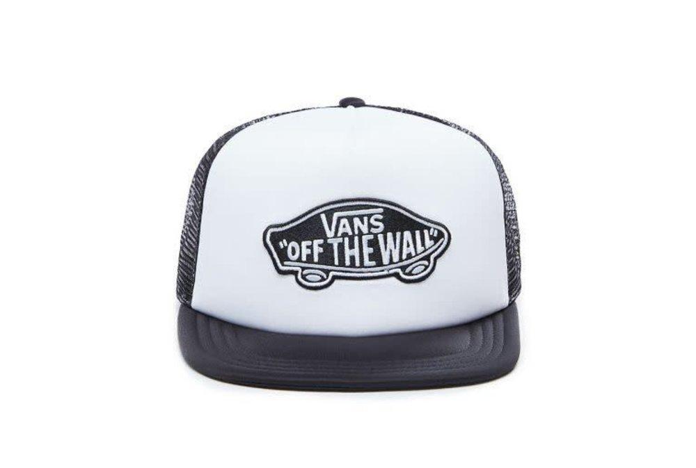 Vans VANS CLASSIC PATCH TRUCKER White/Black