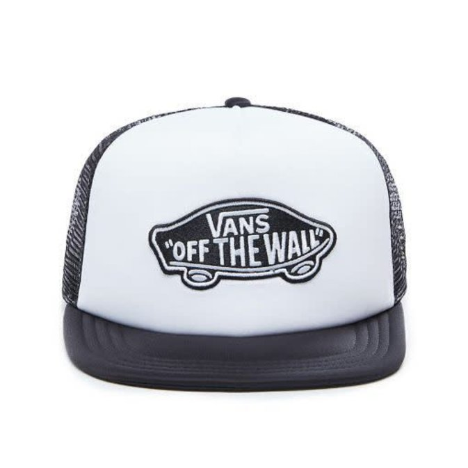 VANS VANS CLASSIC PATCH TRUCKER White/Black