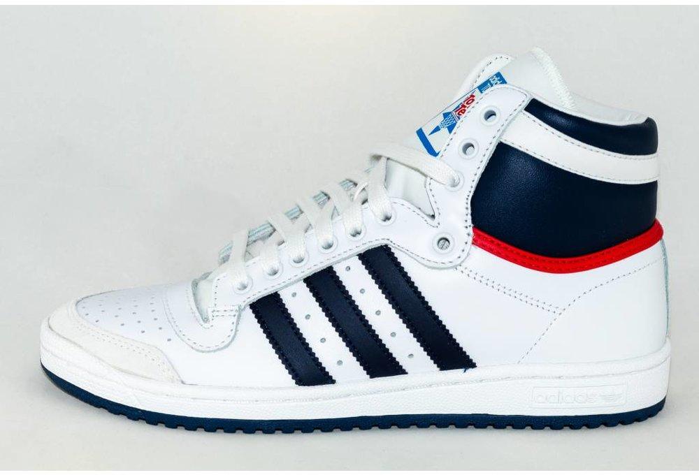 Adidas TOP TEN HI Neowhi/ Nny/ Colred