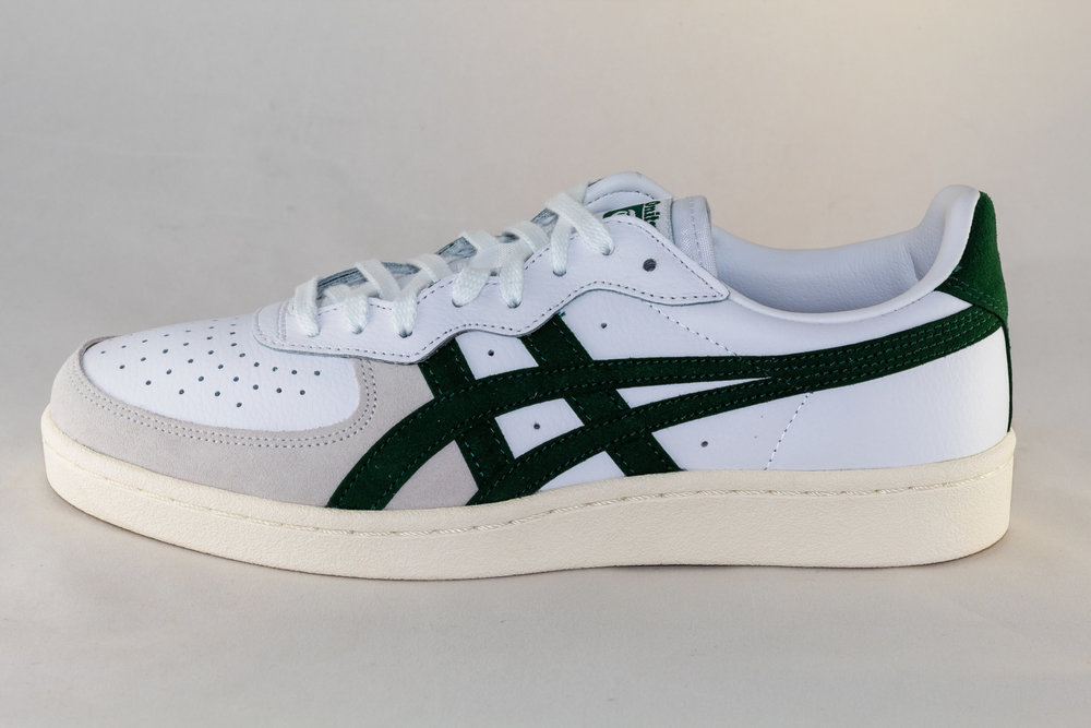 ASICS ONITSUKA TIGER GSM White/Hunter Green