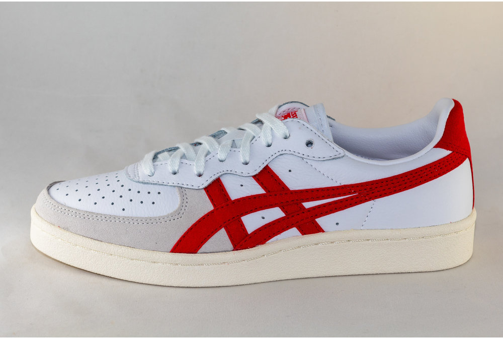 Asics ONITSUKA TIGER GSM White/Classic Red