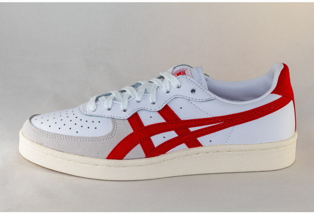 Asics ONITSUKA TIGER GSM White/Classic Red