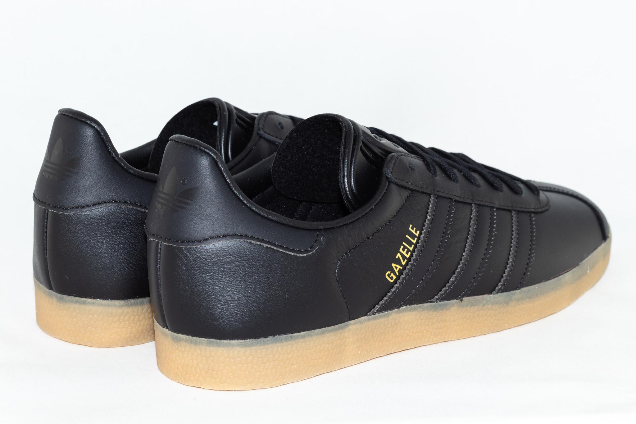 Adidas ADIDAS GAZELLE Cblack/ Cblack/ Gum3