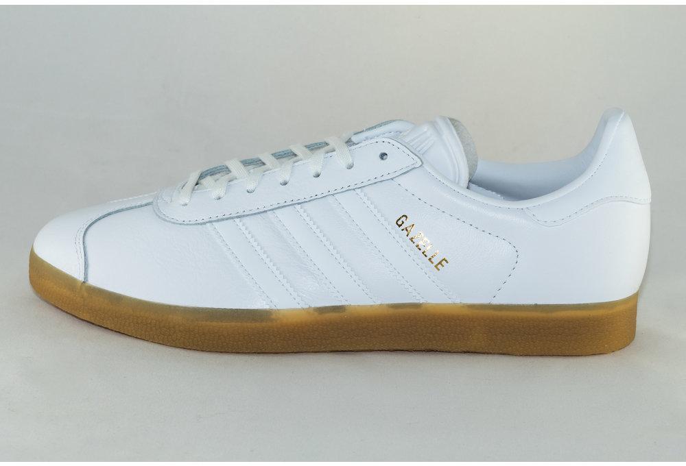 Adidas ADIDAS GAZELLE Ftwwht/ Ftwwht/ Gum4