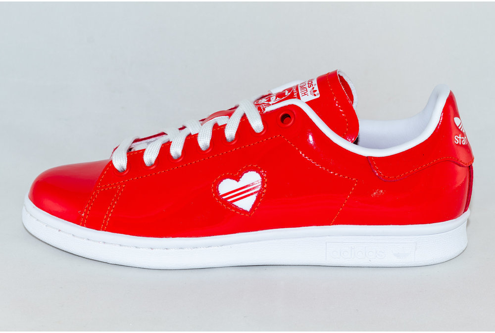 Adidas ADIDAS STAN SMITH W Actred/ Ftwwht/ Actred