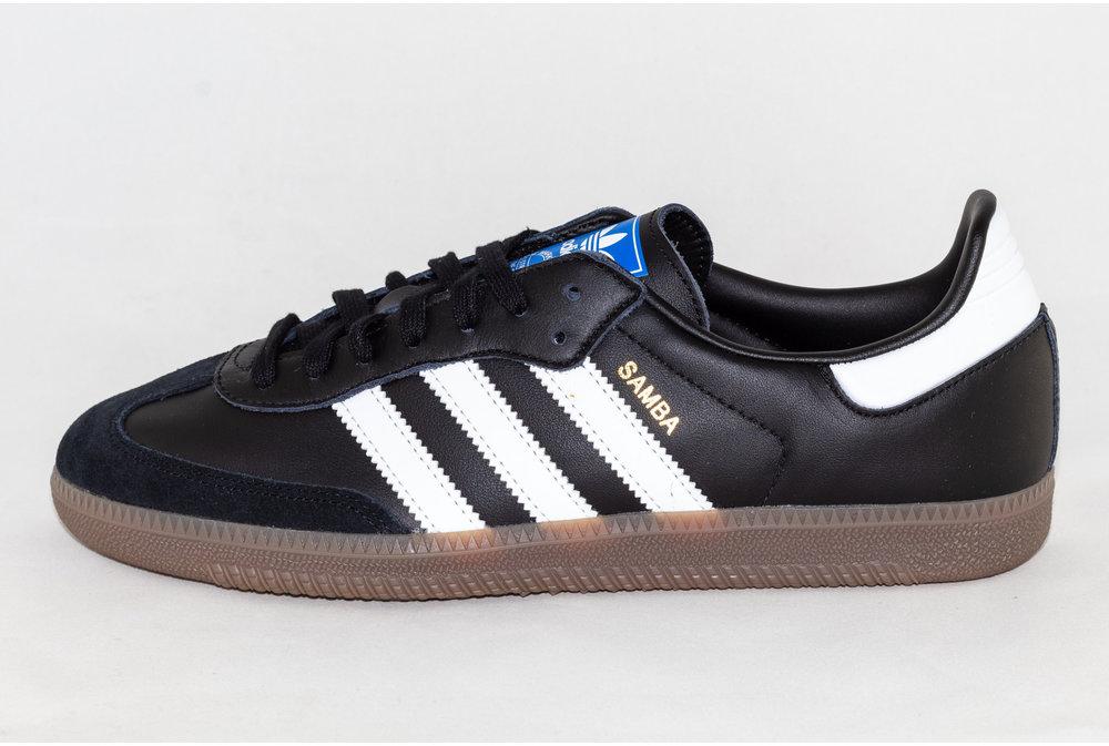 Adidas ADIDAS SAMBA OG Cblack/ Ftwwht/ Gum5