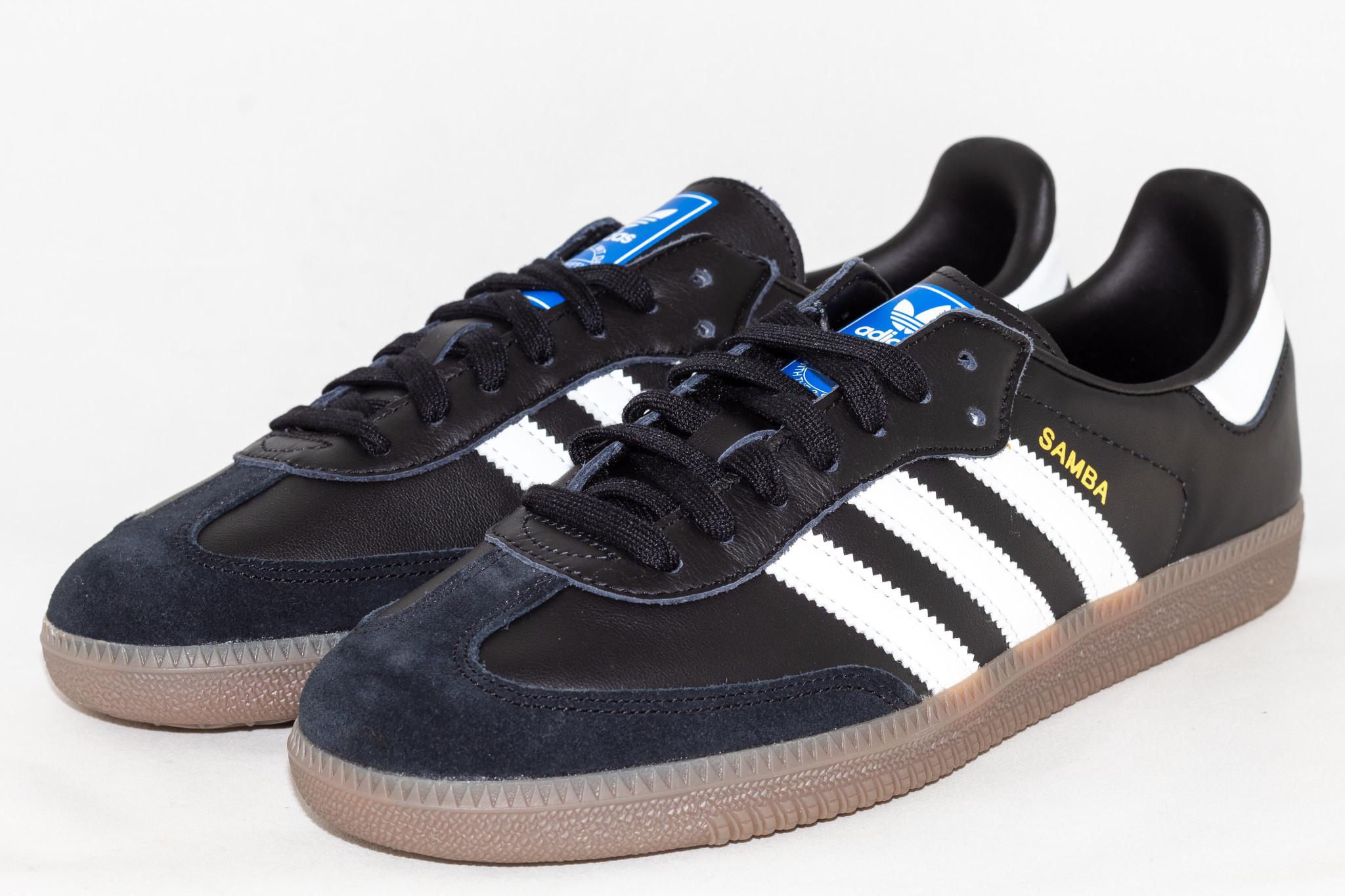 Adidas SAMBA OG Cblack/ Ftwwht/ Gum5