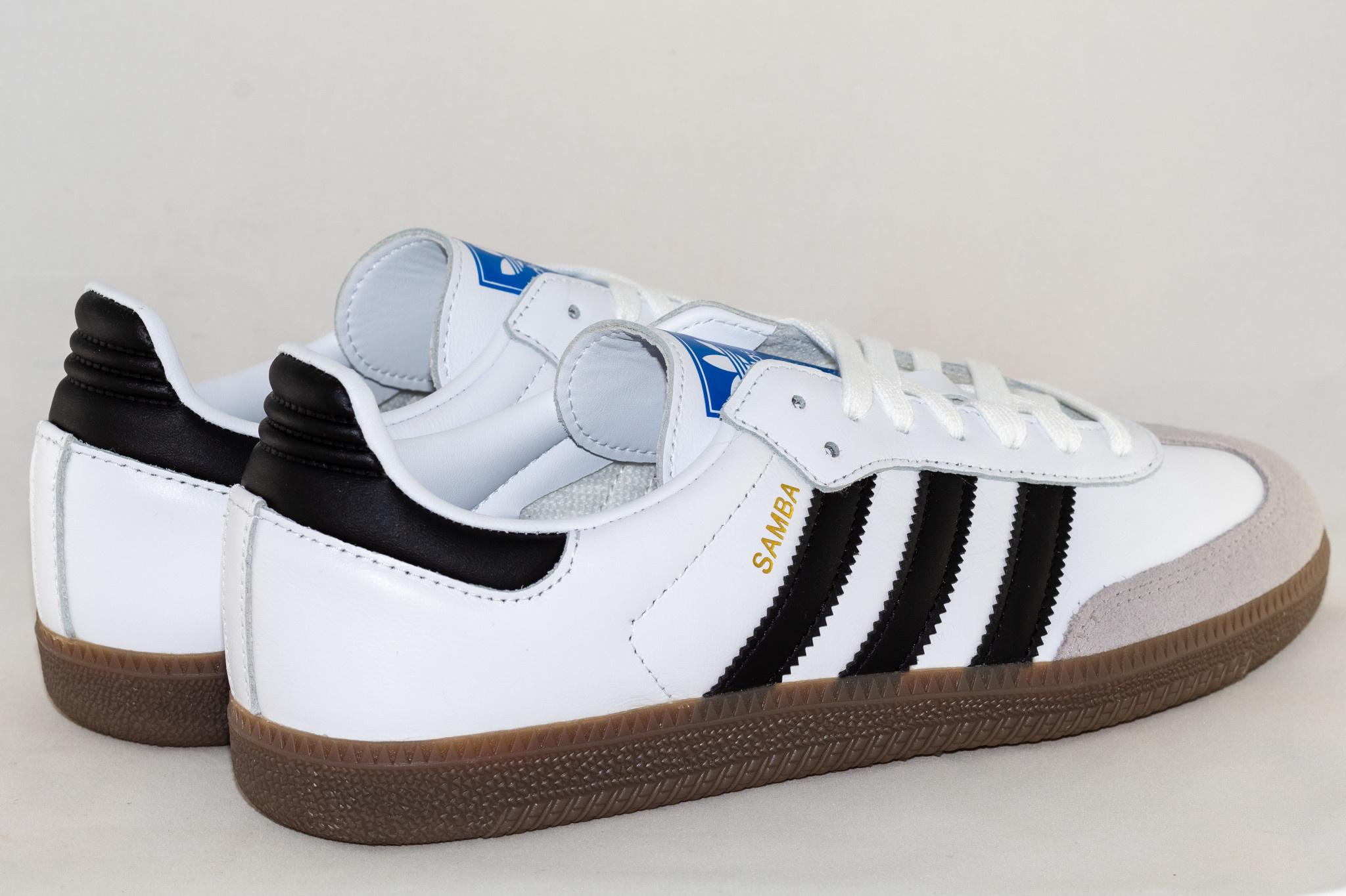 Adidas SAMBA OG Ftwwht/ Cblack/ Cgrani