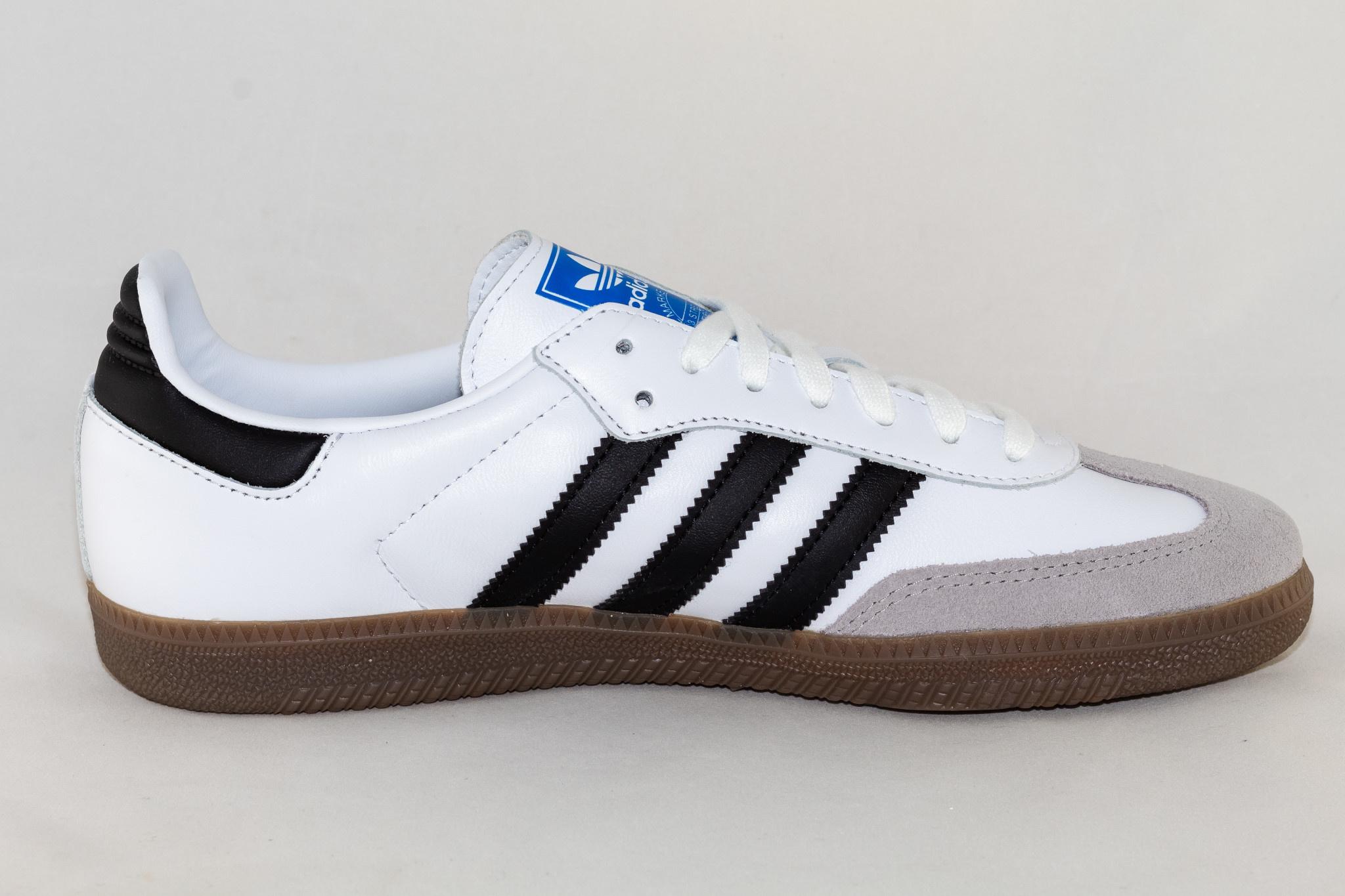 Adidas ADIDAS SAMBA OG Ftwwht/ Cblack/ Cgrani