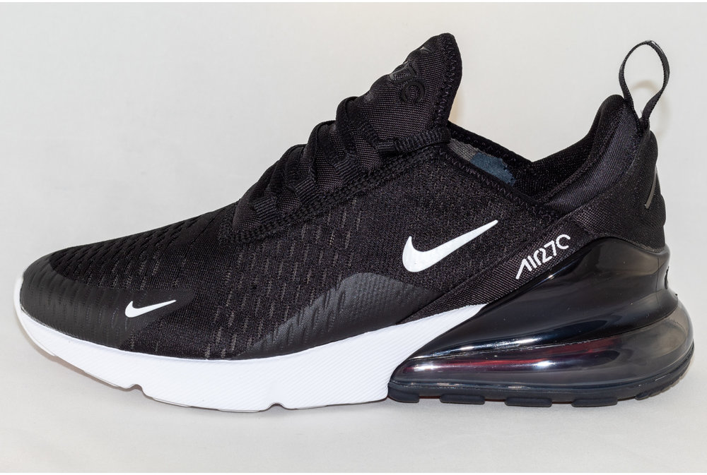 Nike Nike Air Max 270 Black/ Anthracite-White