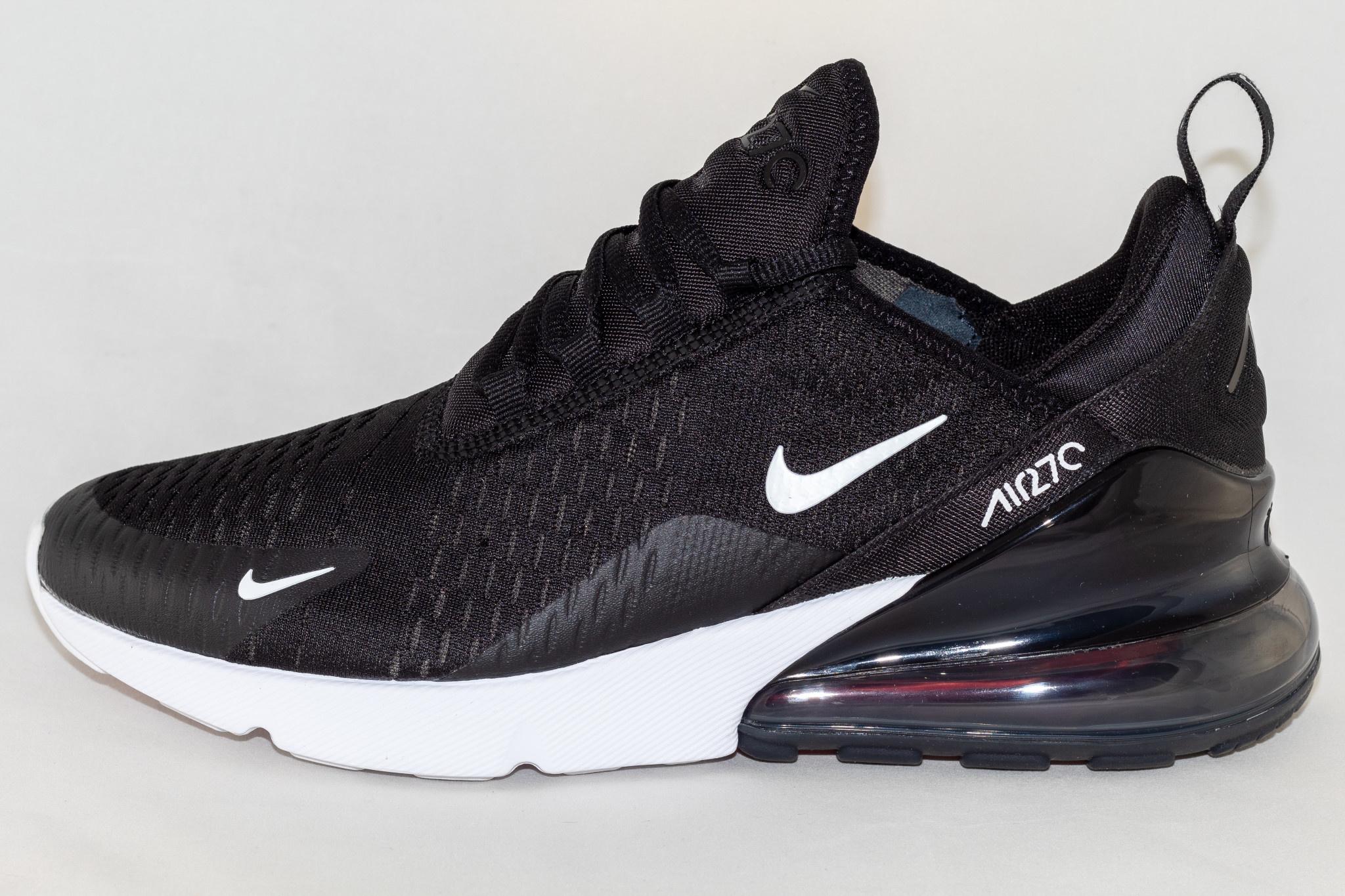 Nike Nike Air Max 270 Black/ Anthracite-White