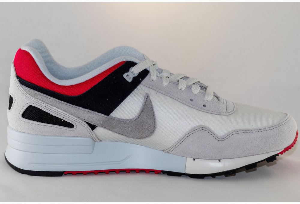Nike M NIKE PEGASUS '89 SE Swan/ Medium Grey- Rose coral