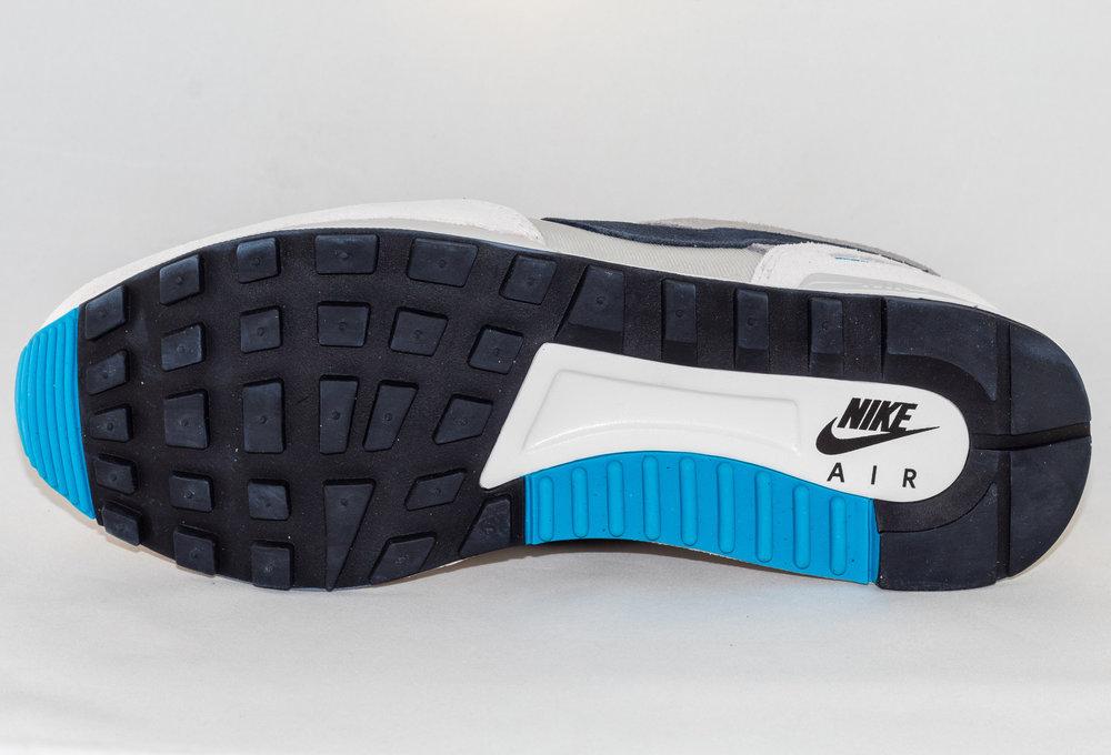 Nike PEGASUS '89 SE Light Bone/ Black- Vivid Blue