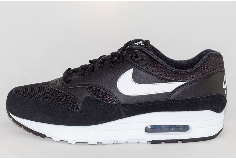 Nike NIKE AIR MAX 1 Black/ White