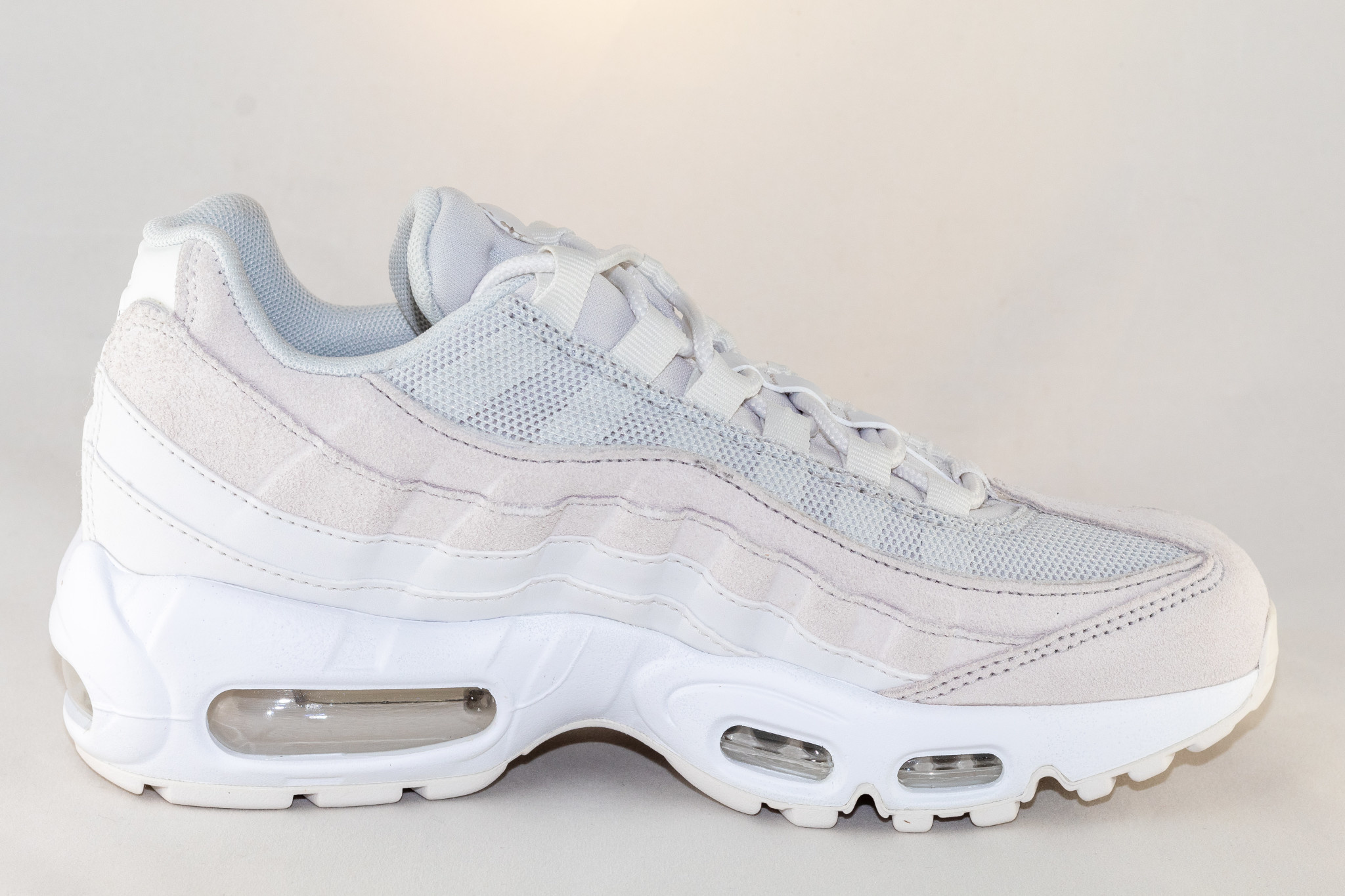 Nike W NIKE AIR MAX 95 PRM Platinium Tint/ Summit White