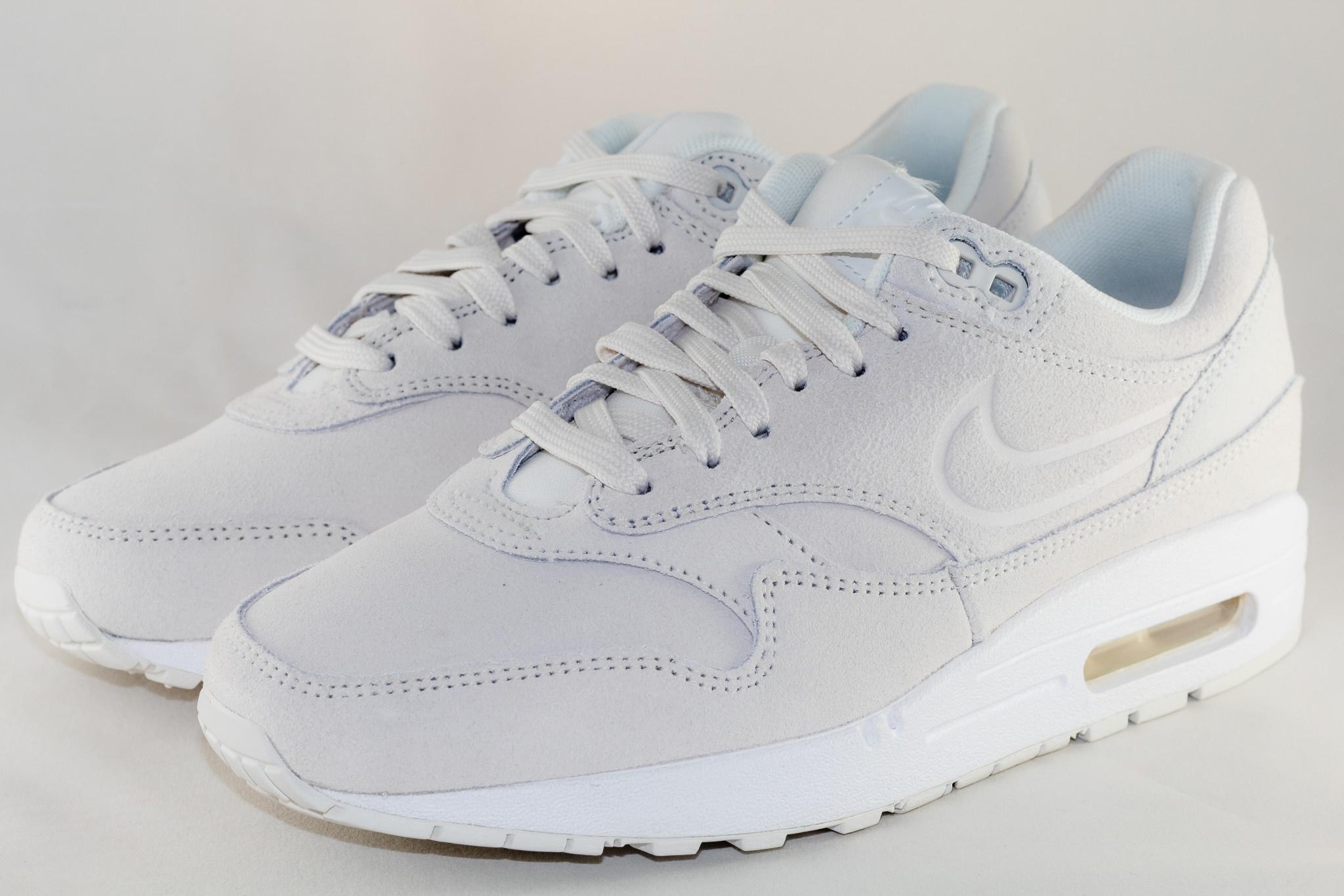 Nike AIR MAX 1 Summit White/ Summit White