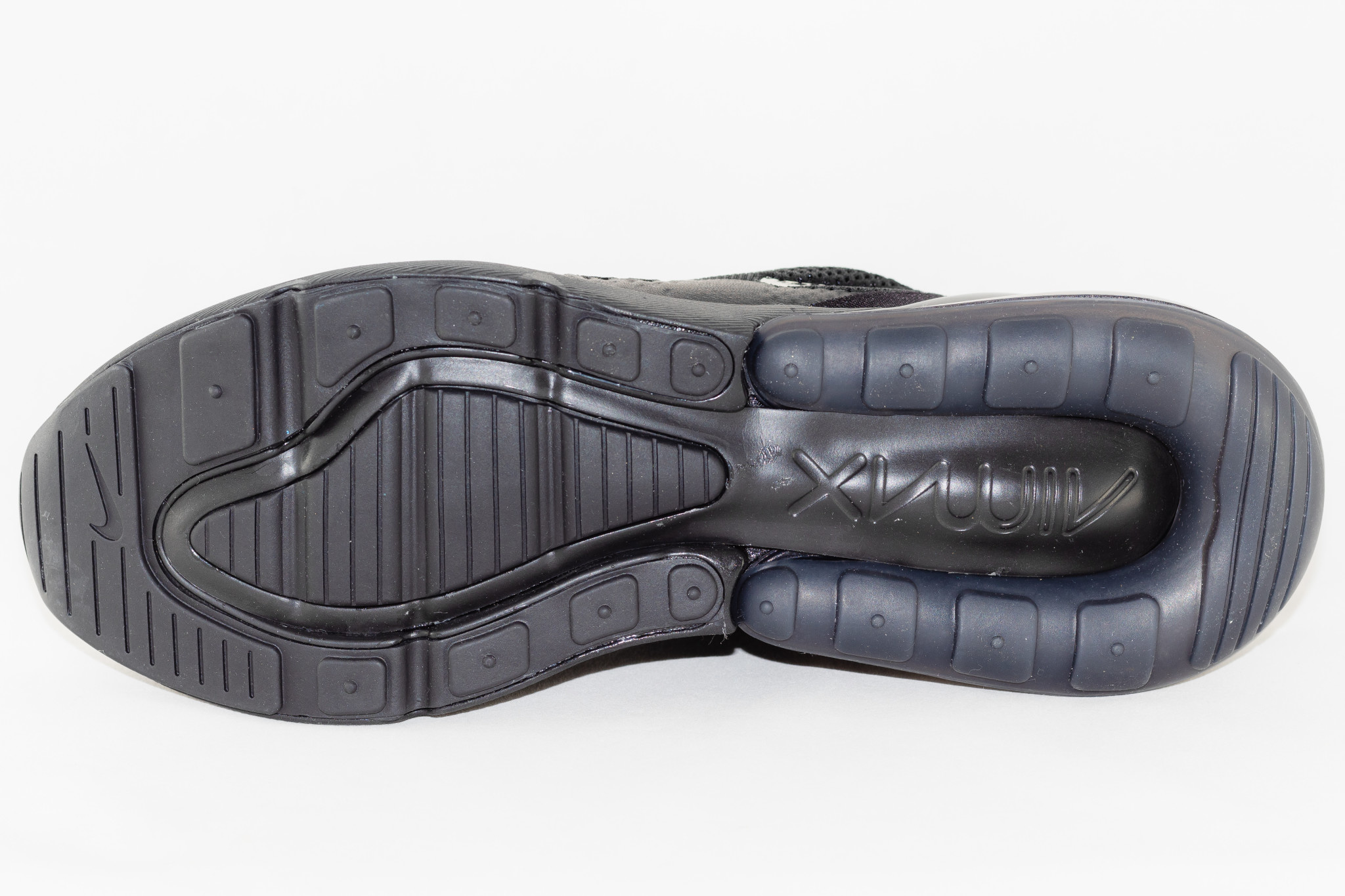 Nike Nike Air Max 270 Black/ Chrome/ Pure Platinium