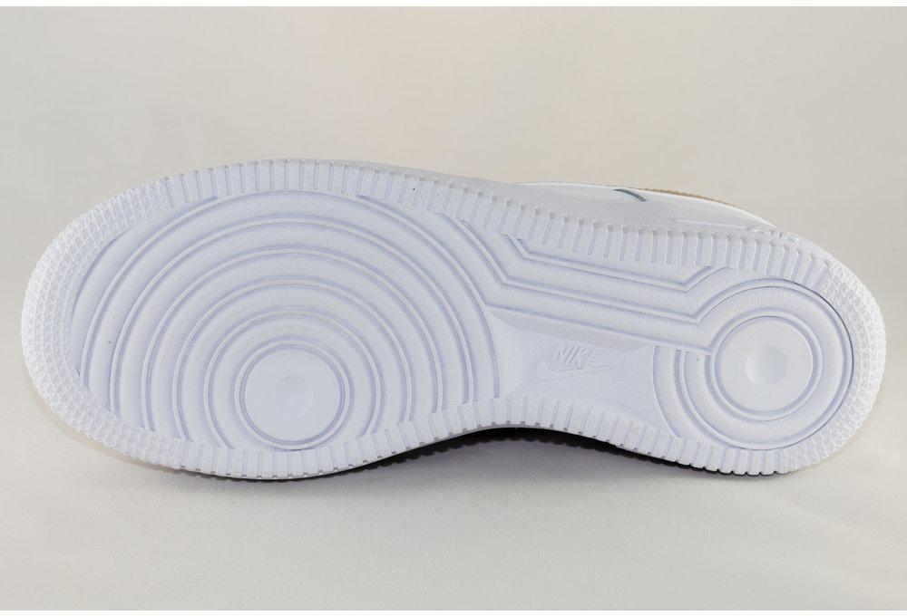 Nike J NIKE AIR FORCE 1 (gs) White/ Blur