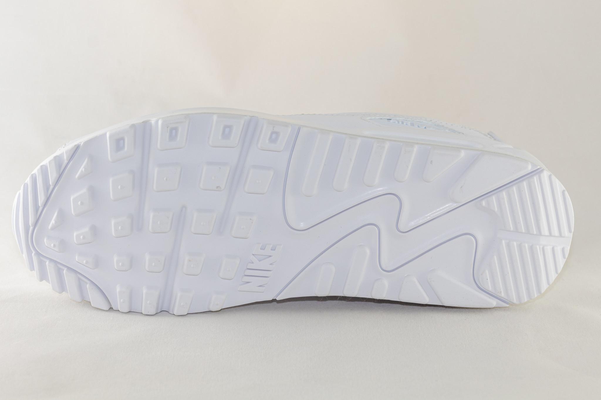 Nike NIKE AIR MAX 90 ESSENTIAL White/ White-White-White