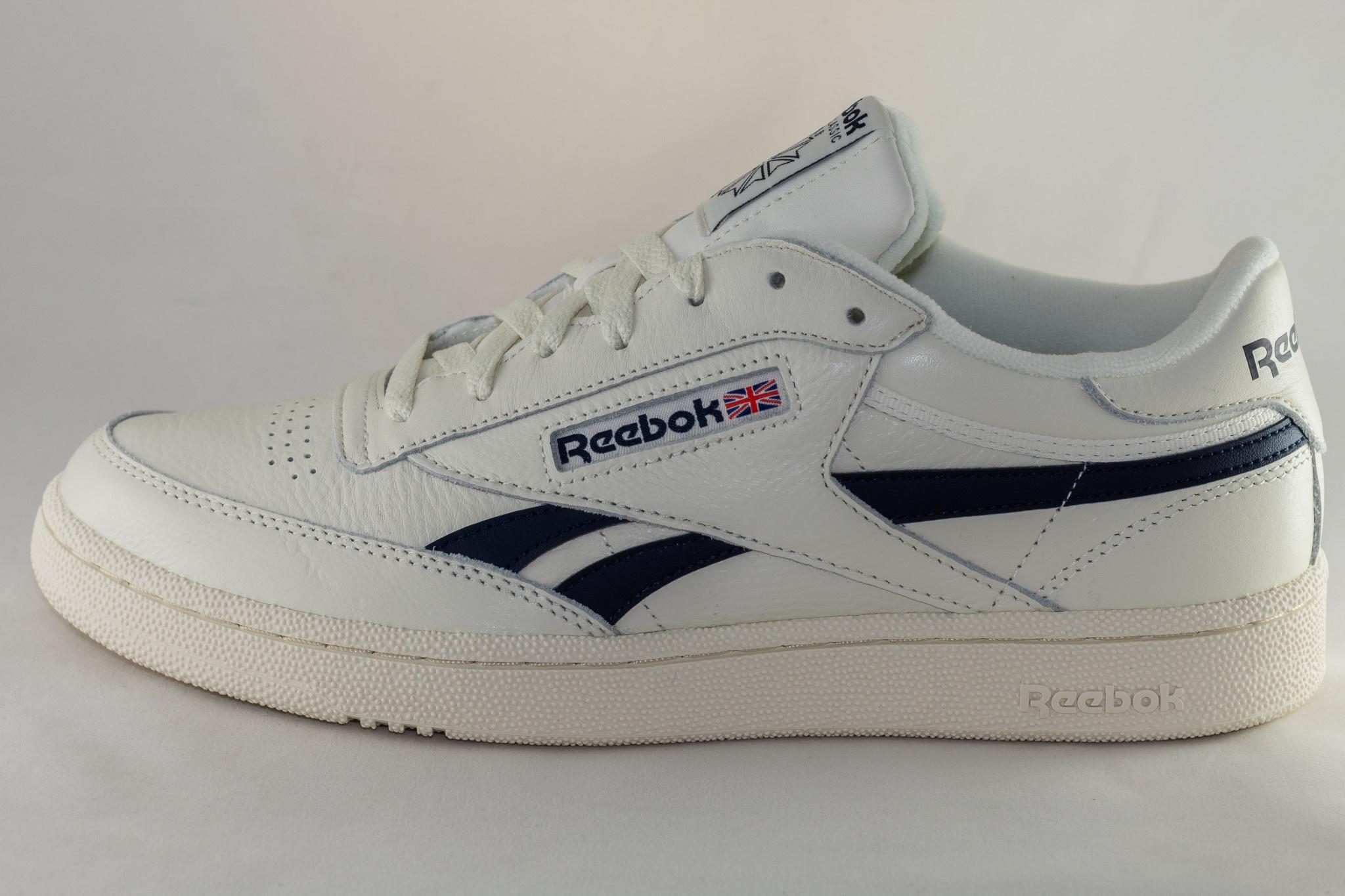 Reebok REEBOK CLUB C REVENGE MU Chalk/ Paperwhite /Navy