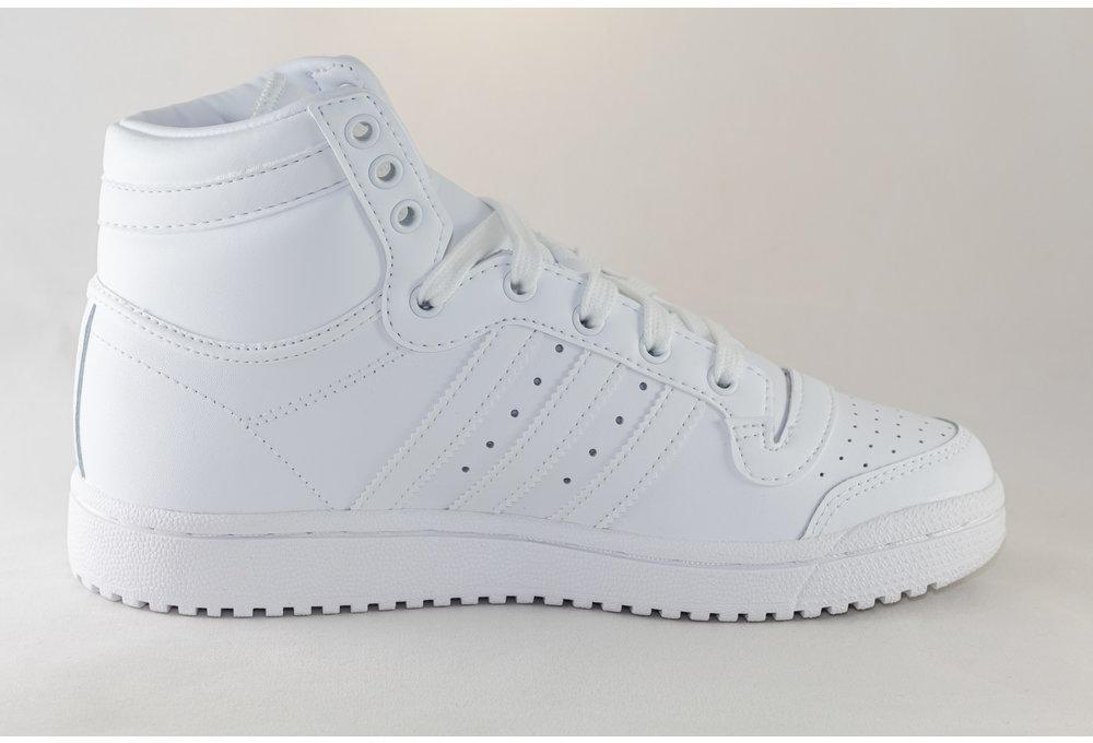 Adidas J ADIDAS TOP TEN HI Ftwwht/Ftwwht/Ftwwht