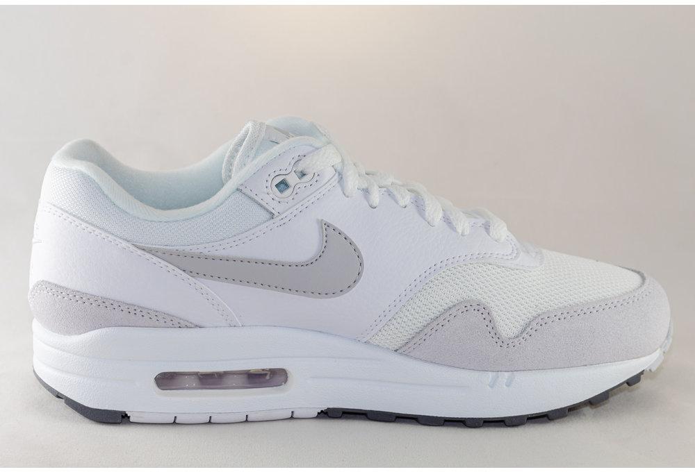 Nike NIKE AIR MAX 1 White/ Pure Platinium- Cool Grey