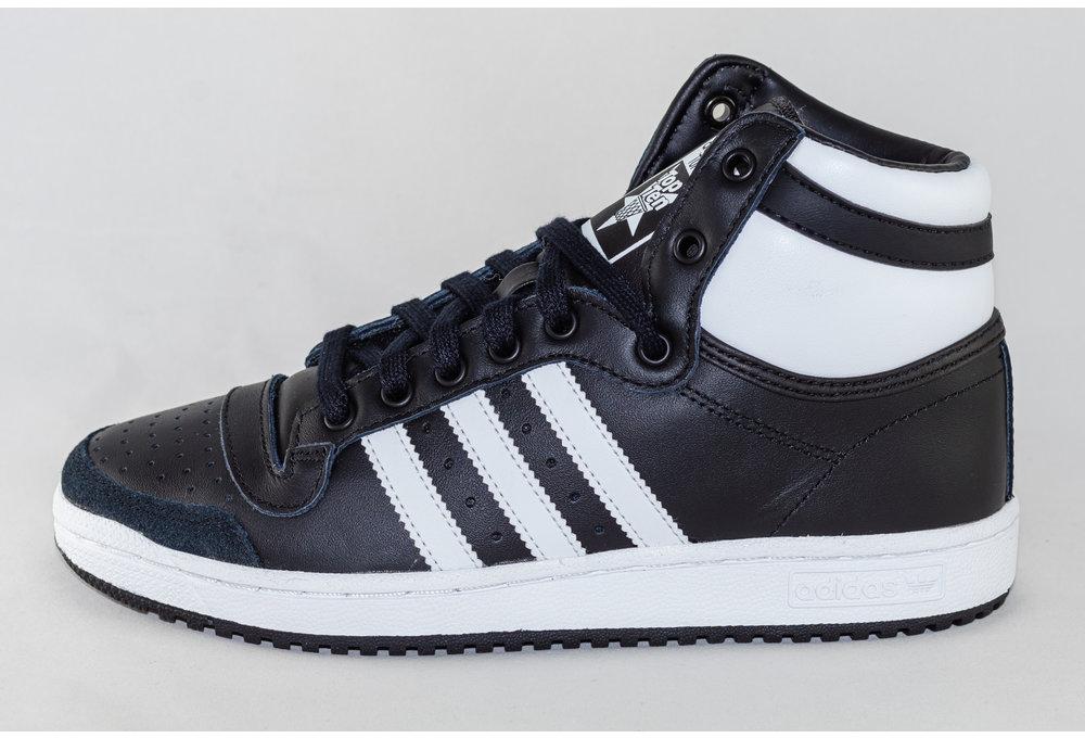 Adidas ADIDAS TOP TEN HI Cblack/ Ftwwht/ Cblack