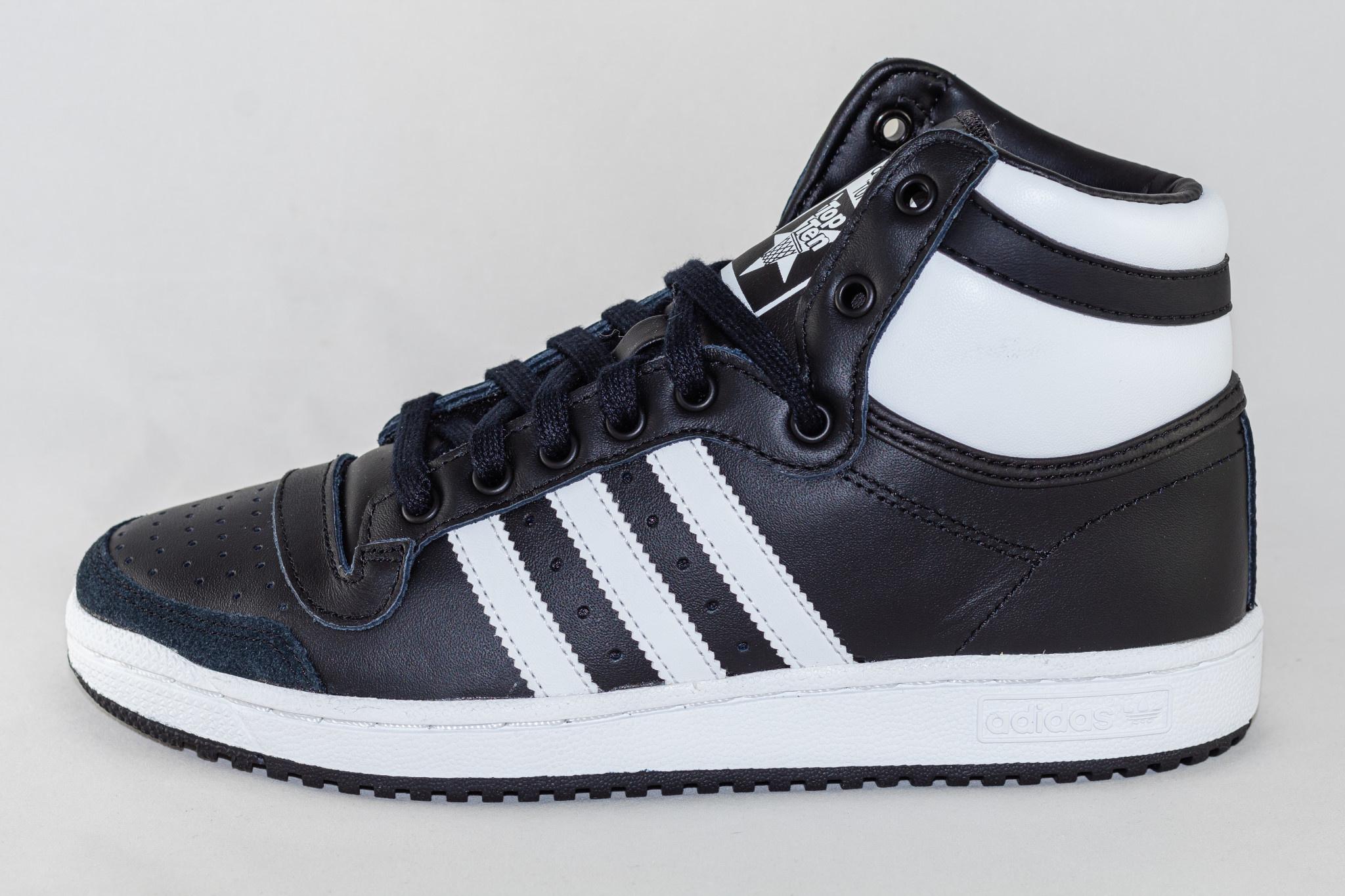 Schuhe adidas Top Ten Hi D65161 NeowhiNnyColred
