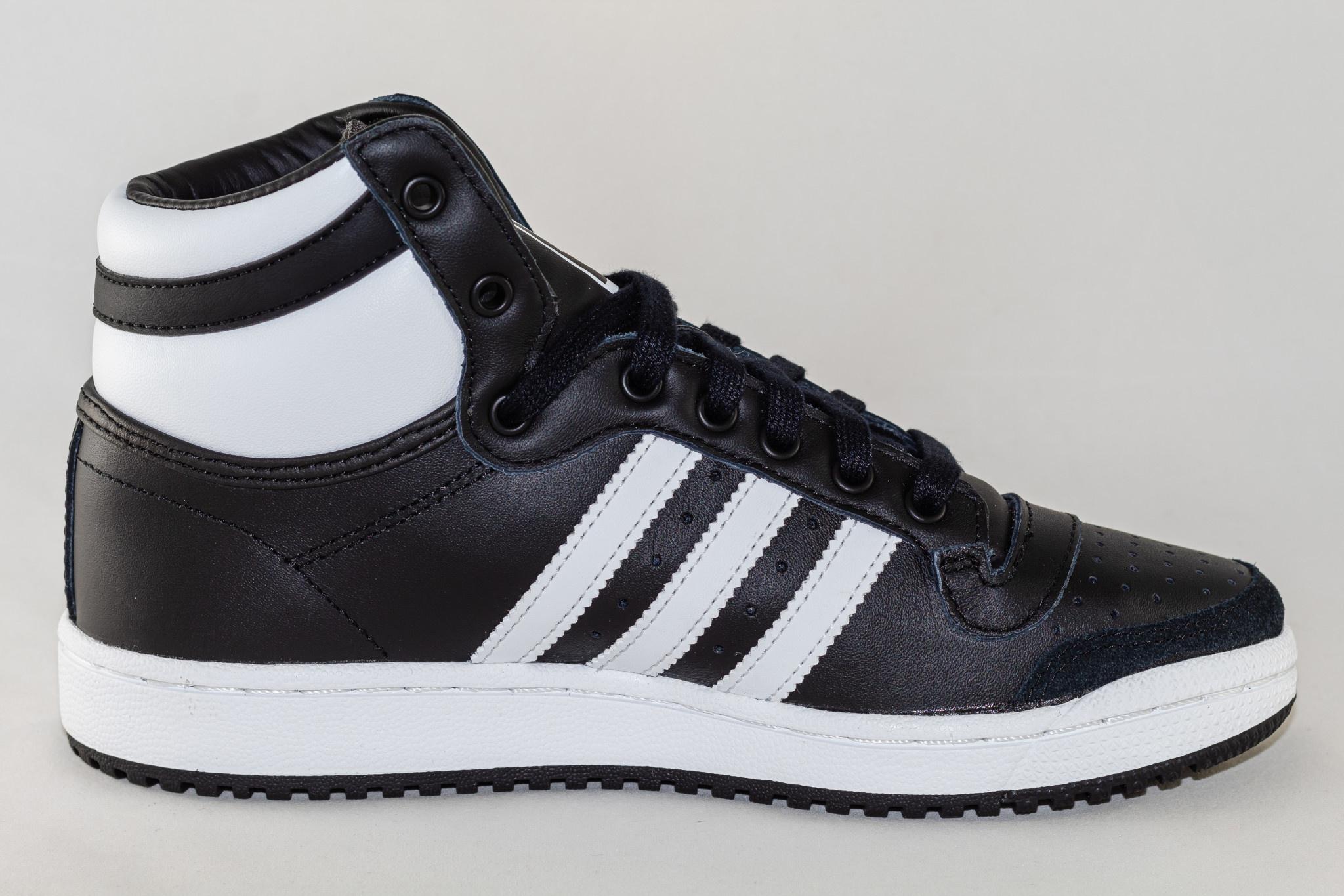 Adidas TOP TEN HI Cblack/ Ftwwht/ Cblack