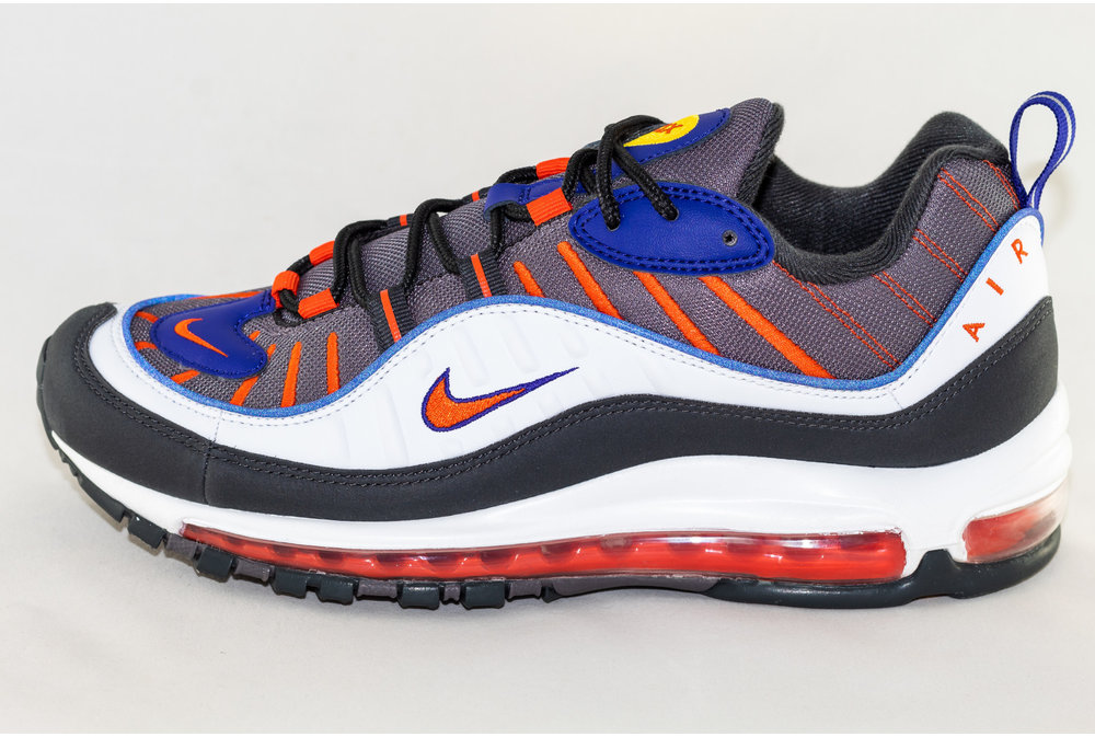 Nike NIKE AIR MAX 98 Gunsmoke/ Team Orange