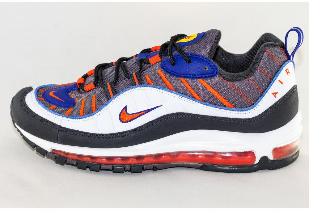 Nike NIKE AIR MAX 98 Gunsmoke/ Team Orange