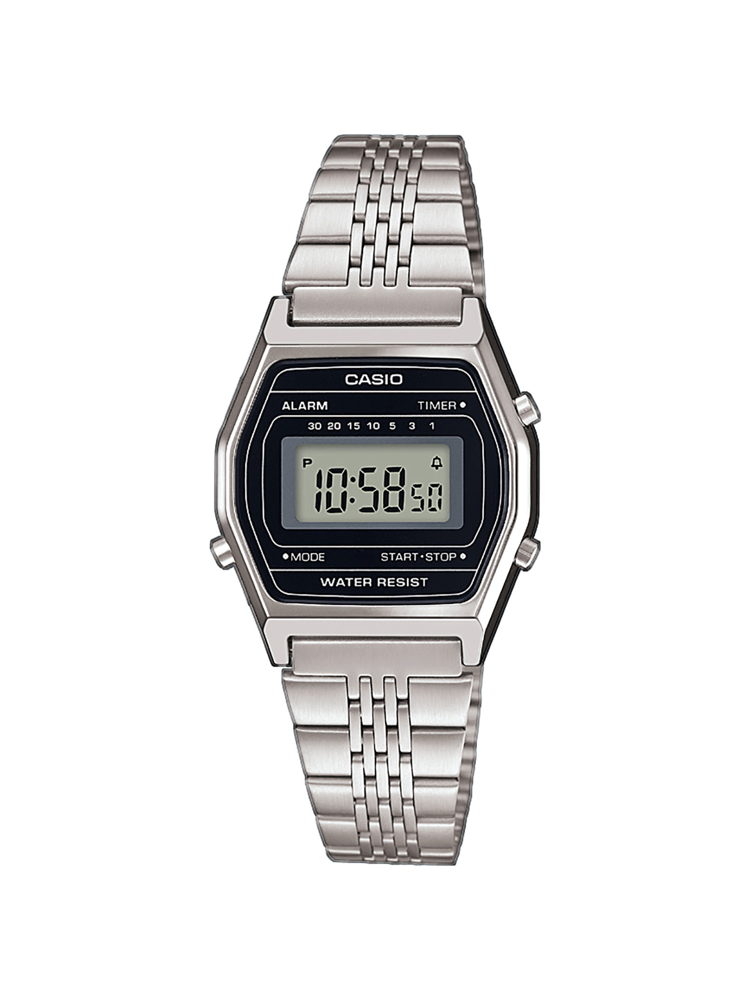 Casio CASIO LA690WEA-1EF Silver