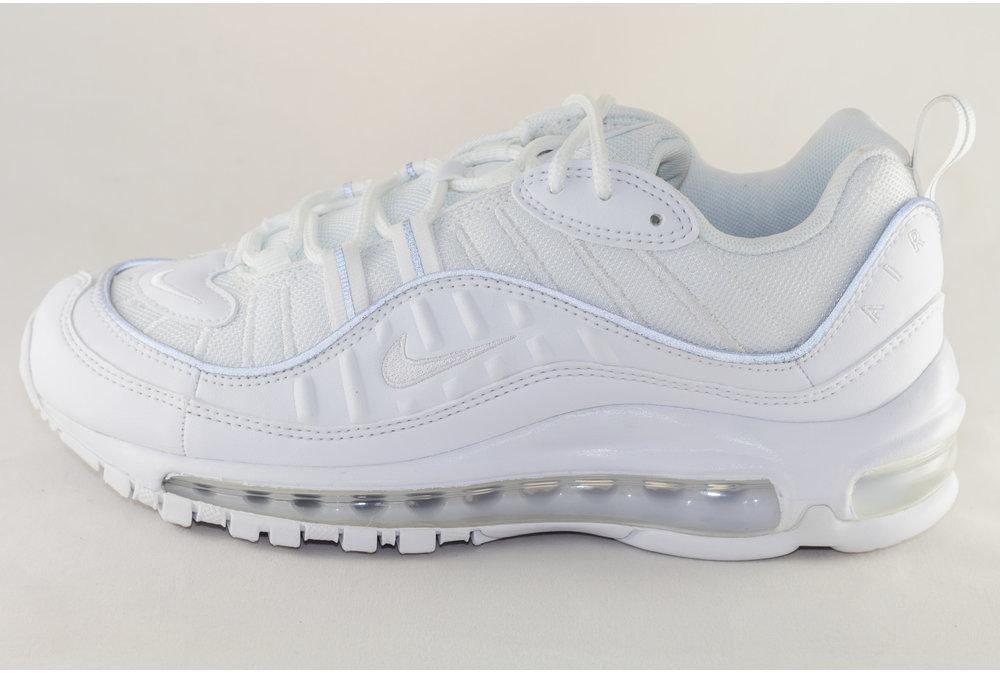 Nike NIKE AIR MAX 98 White/ White- White