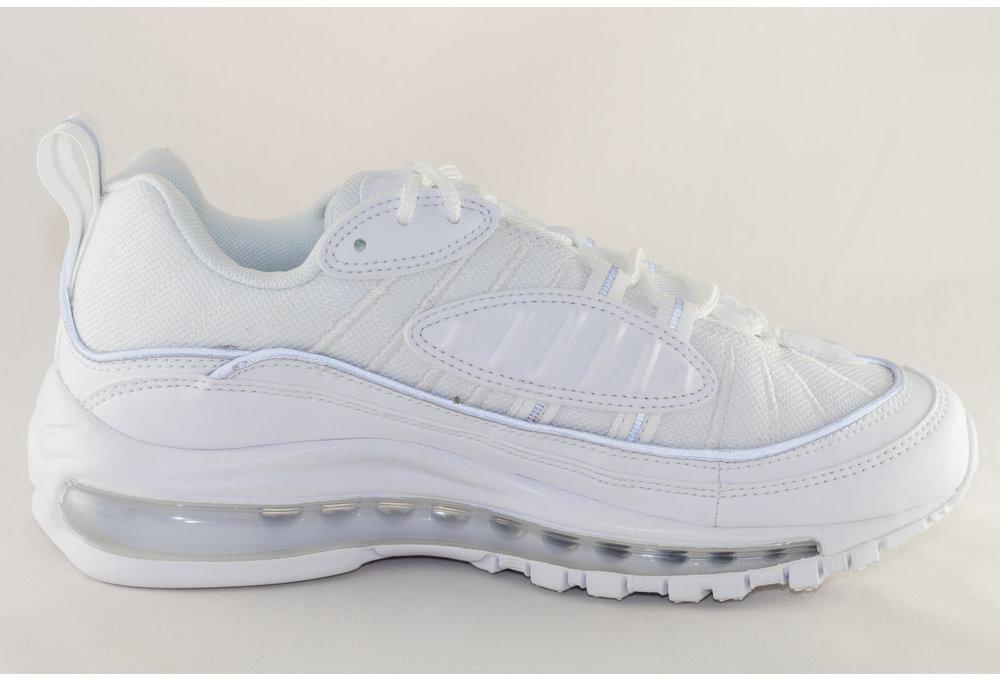 Nike AIR MAX 98 White/ White- White