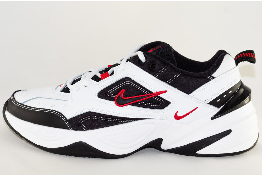 Nike NIKE M2K TEKNO White/ Black- University Red