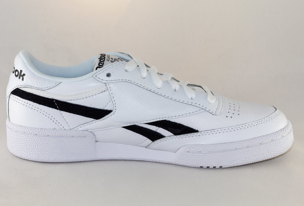 Reebok REVENGE PLUS MU White/ Black/ None