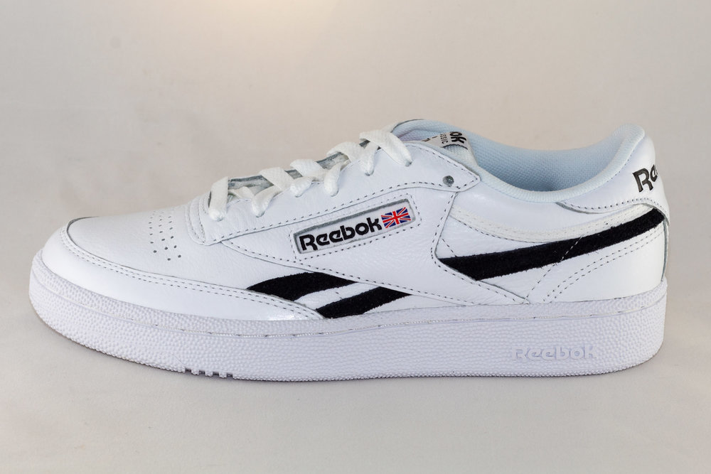 REEBOK REEBOK REVENGE PLUS MU White/ Black/ None
