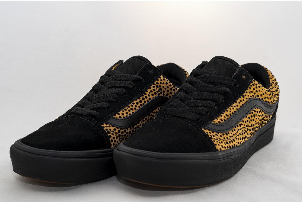 Vans VANS COMFYCUSH OLD SKOOL (Tiny Cheetah) Black