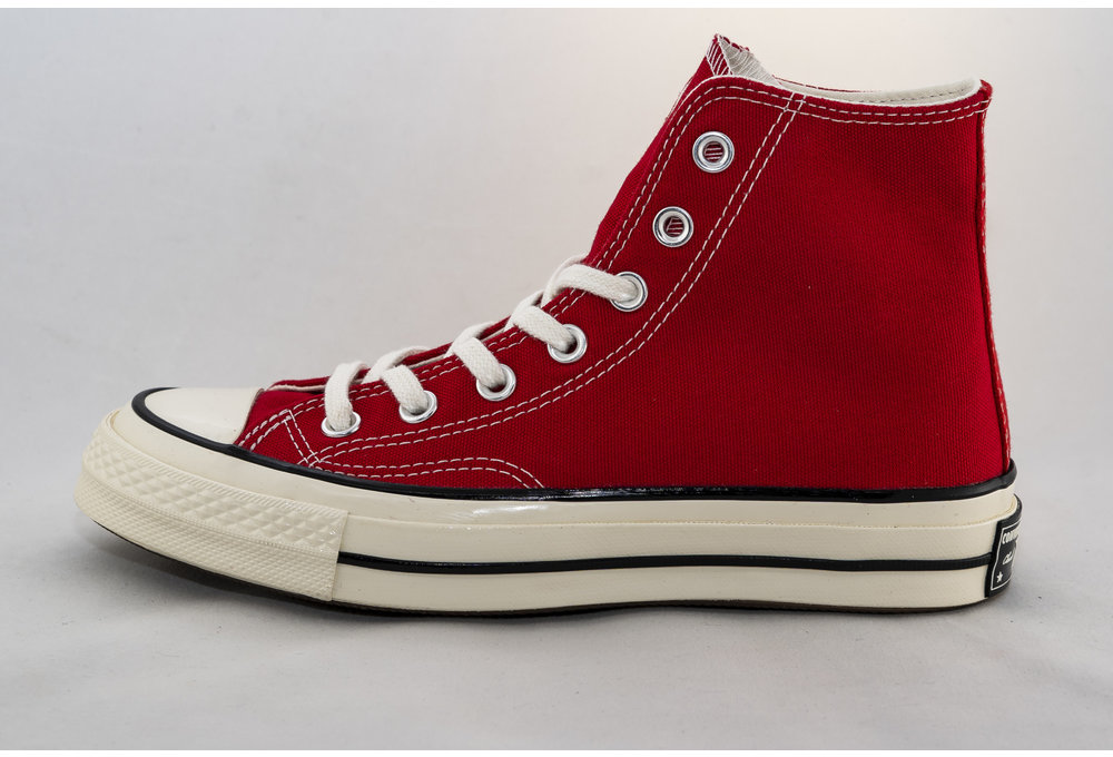 CONVERSE ALL STAR 70 HI Enamel Red/ Egret/ Black