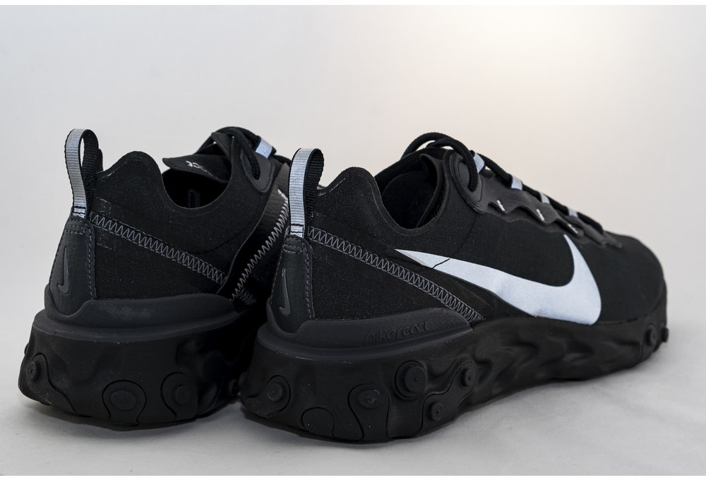 Nike REACT ELEMENT 55 SE  Black/ Anthracite