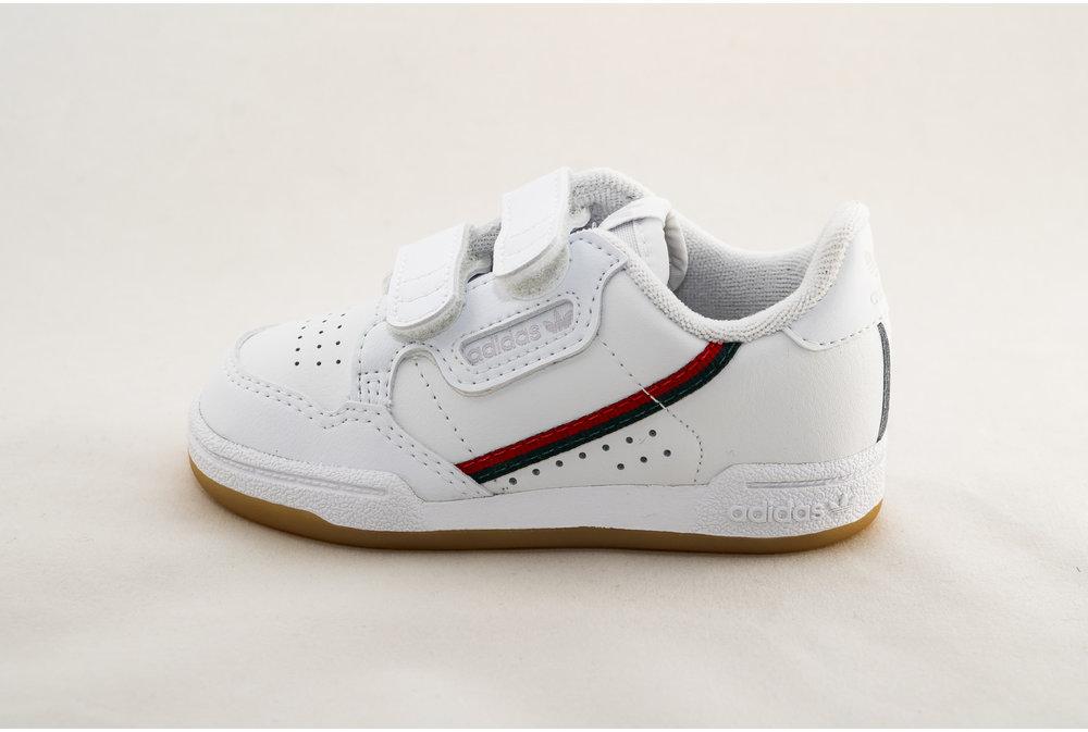 Adidas ADIDAS CONTINENTAL 80 CF I Ftwwht/ Ftwwht/ Crywht