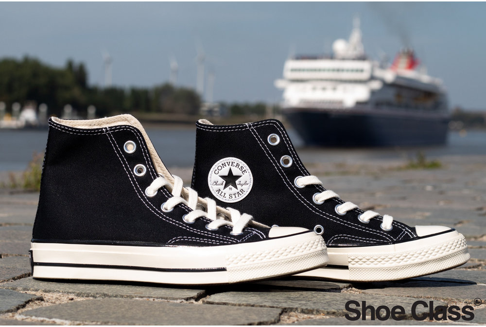 Converse CONVERSE CHUCK 70 HI Black /Black/ Egret