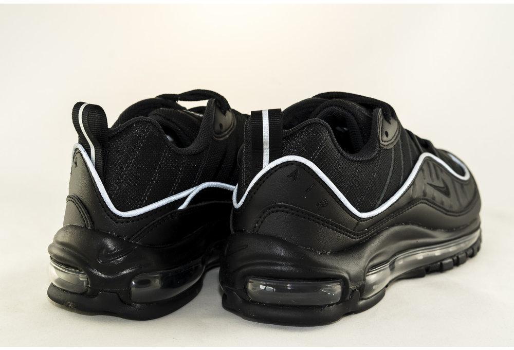 Nike  AIR MAX 98 Black/ Black - Off Noir
