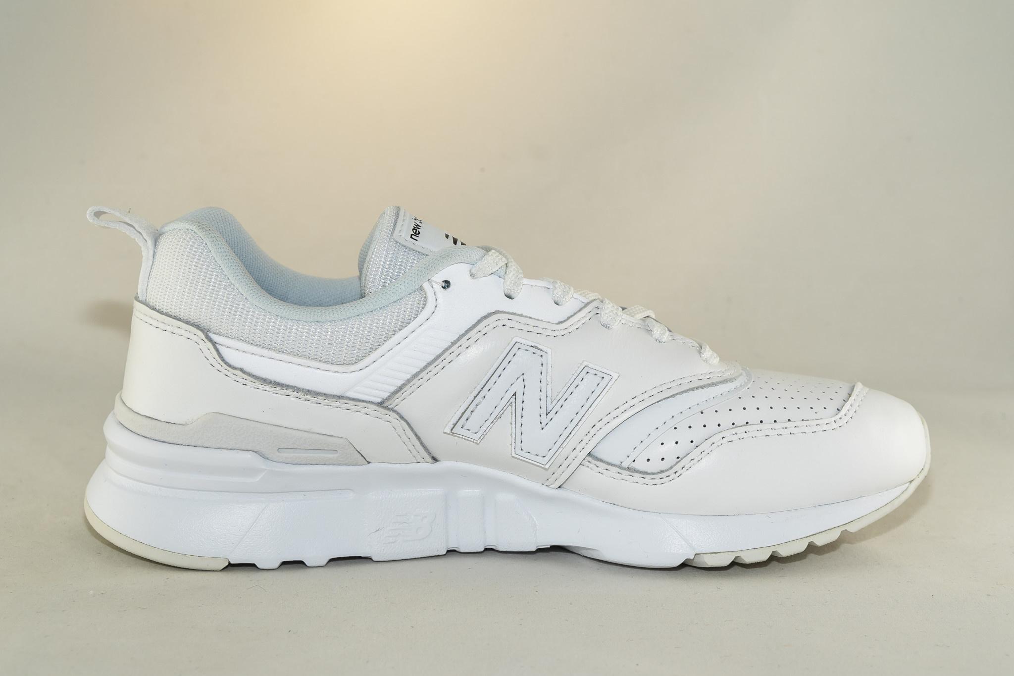 New Balance CM997HDW White