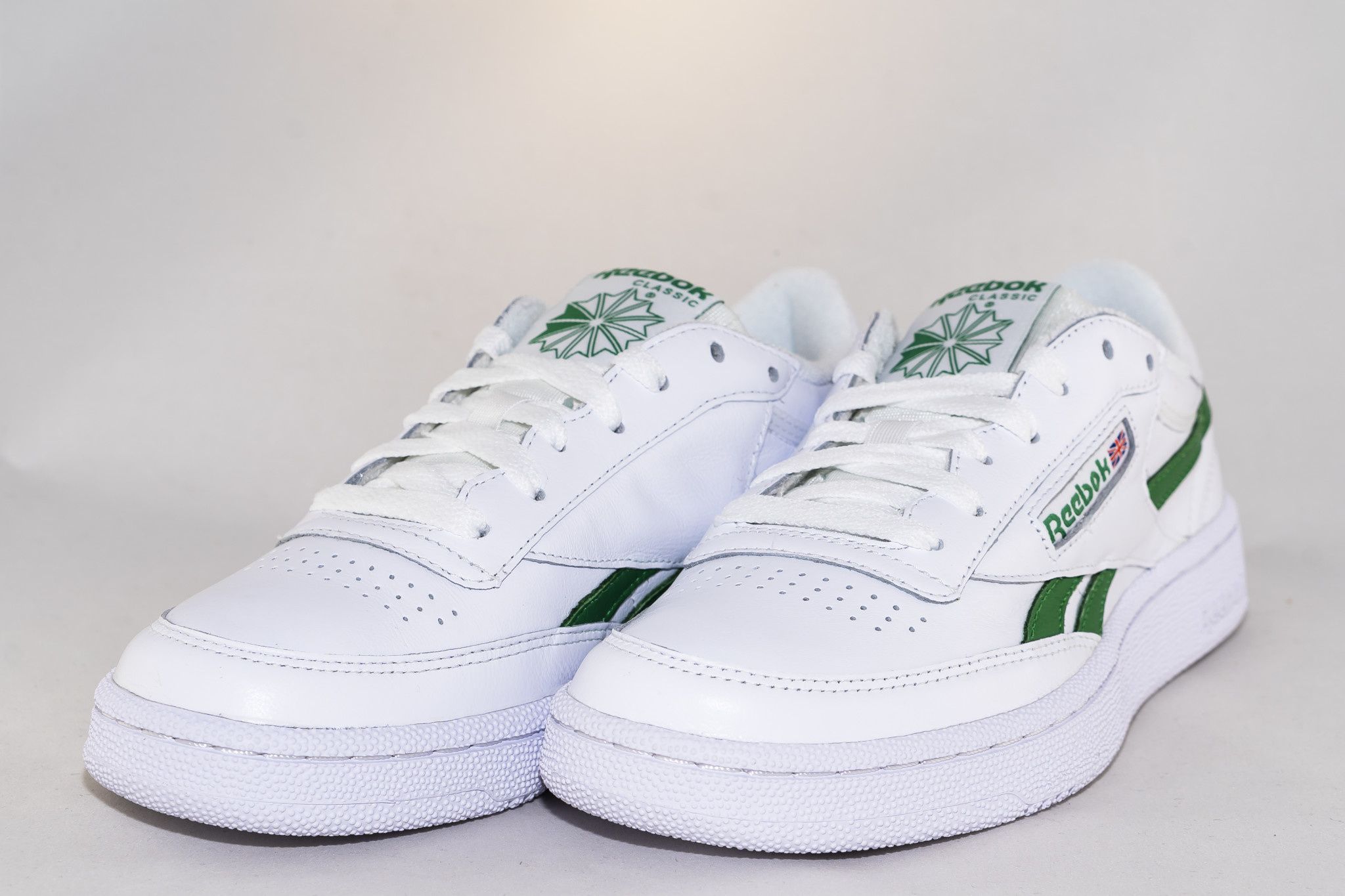 REEBOK REVENGE PLUS MU White/ Glegrn/ None