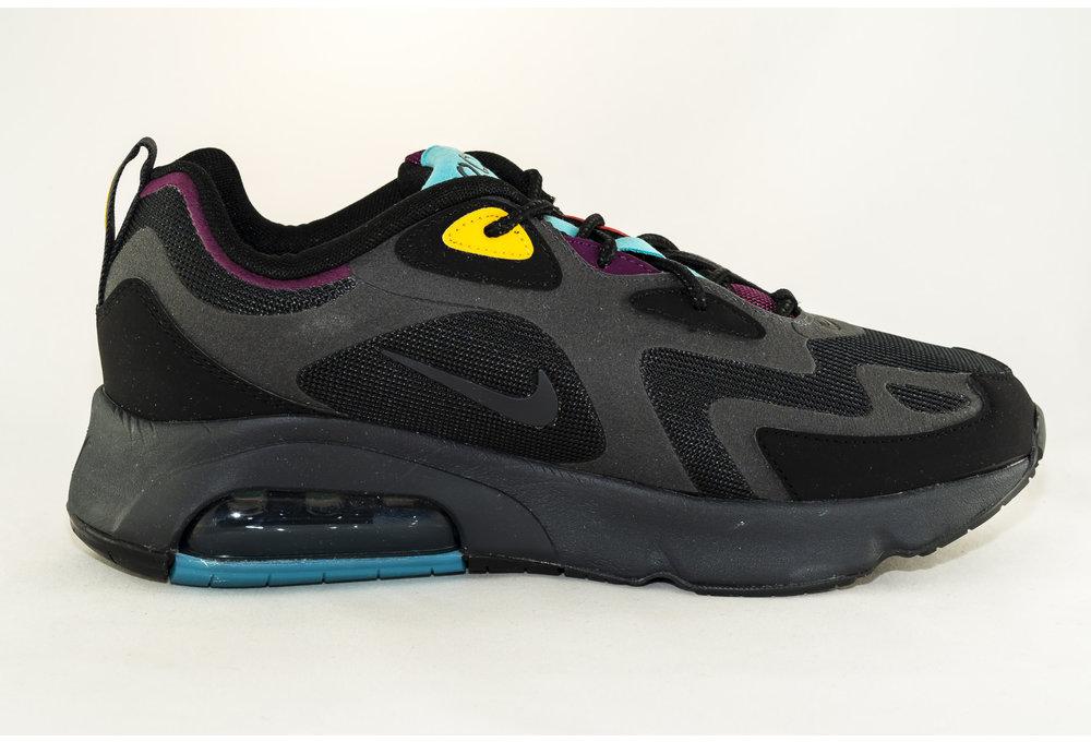 Nike NIKE AIR MAX 200 Black/ Anthracite/ Bordeaux
