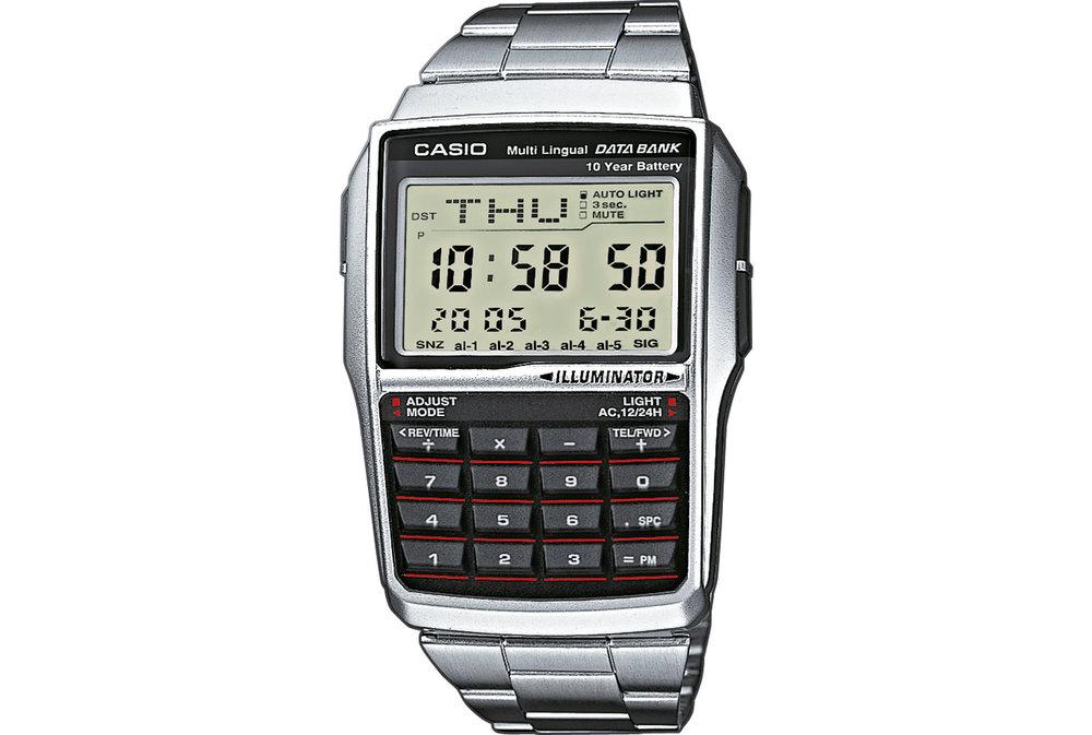Casio CASIO DBC-32D-1AES Silver
