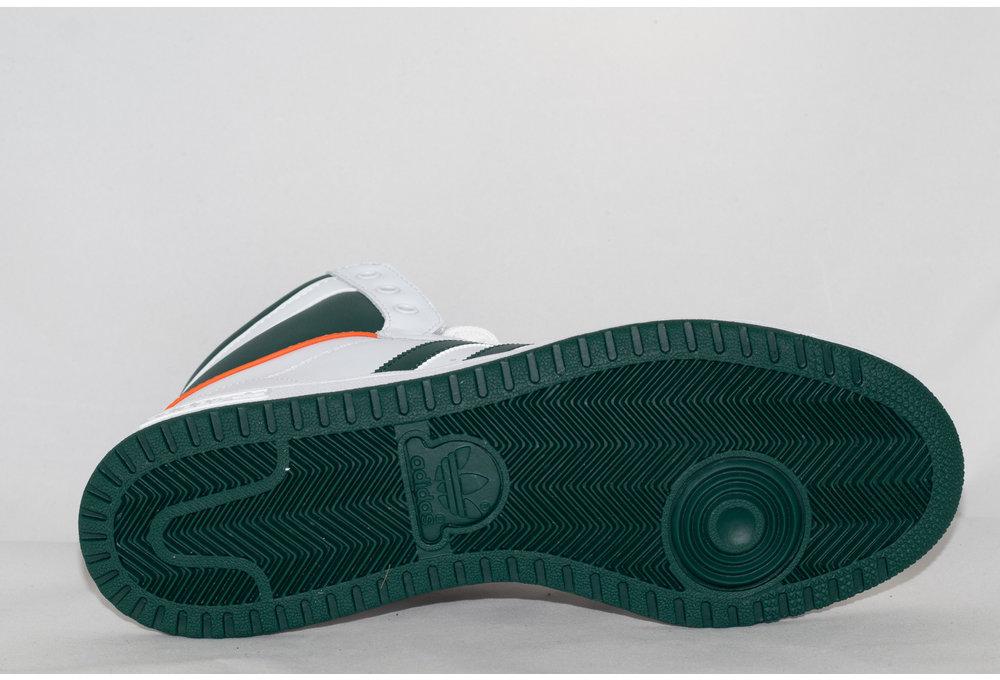 Adidas ADIDAS TOP TEN HI Ftwwht/ Cgreen/ Orange