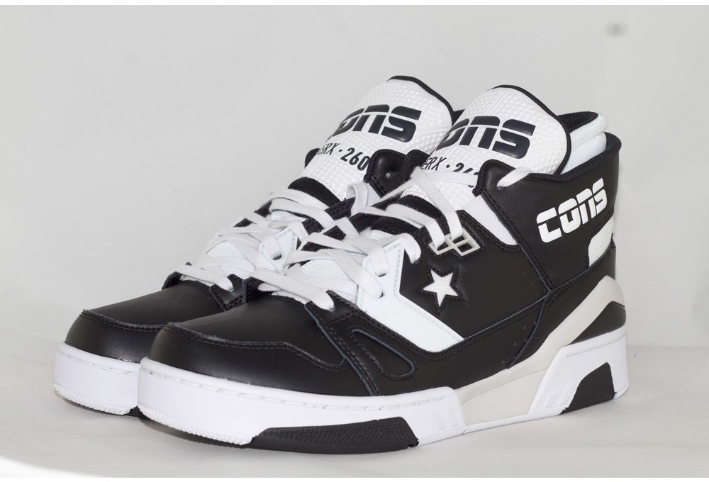 Converse CONVERSE ERX 260 MID Black/ Mouse/ White
