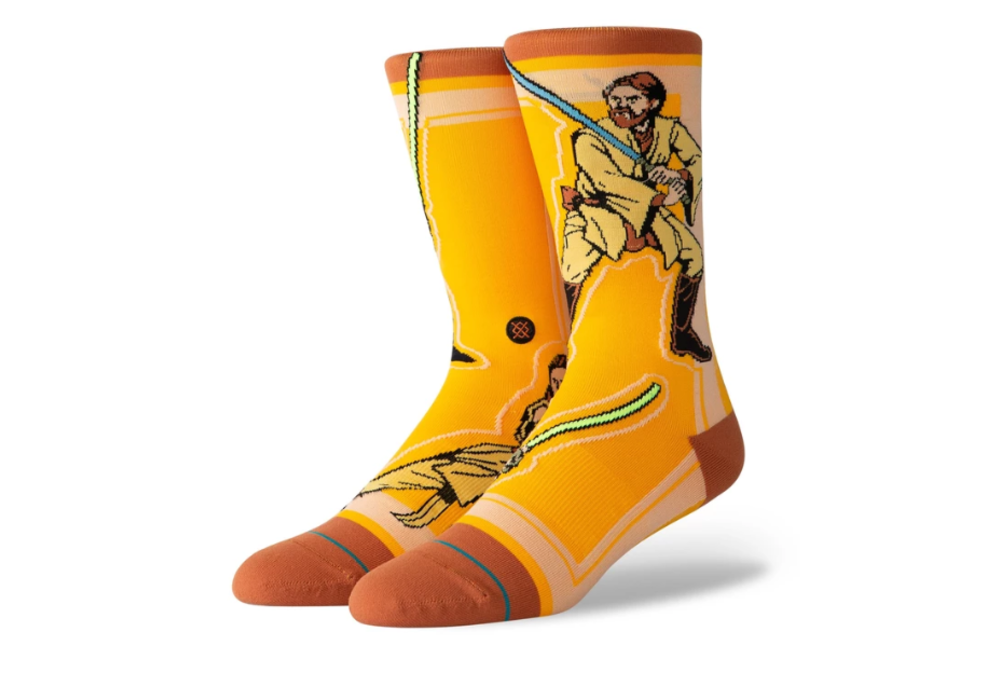 Stance STANCE SW JEDI Yellow Large